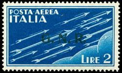 3415150: Italia Repubblica (r.s.i.) - Airmail stamps