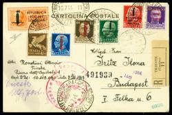 3415150: Italia Repubblica (r.s.i.) - Express delivery stamps