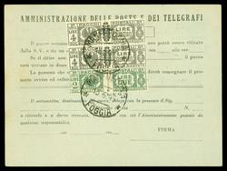 3415010: Italia Luogotenenza