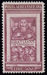 6630: Vaticano - Airmail stamps