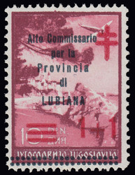 3485: Occupazione Italiana Lubiana