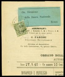 3535: Italia uffici postali del Levante