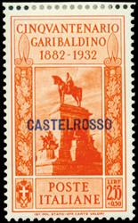 1550: Aegean Islands Castellrosso