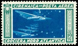 3555: Colonie italiane emissioni generali