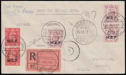 2912: Great Britain British Occupation