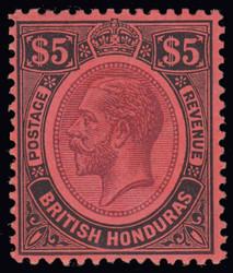 1965: British Honduras