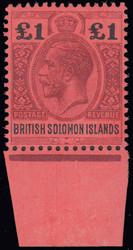 5560: Solomon Islands