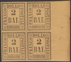 3390: Antichi Stati Italiani Romagne