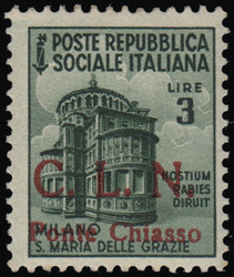 3512055: Italian Local Issues C.L.N. Ponte Chiasso