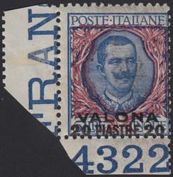 3465: Italian Occuaption of Dalmatia - Bulk lot