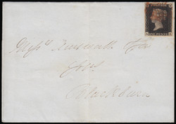 2865120: Great Britain 1841 1d and 2d