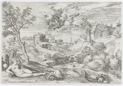 100.10: Paintings, Watercolours 15th-18th Century