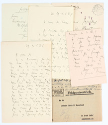40.15: Bücher - Autografen, Autografen