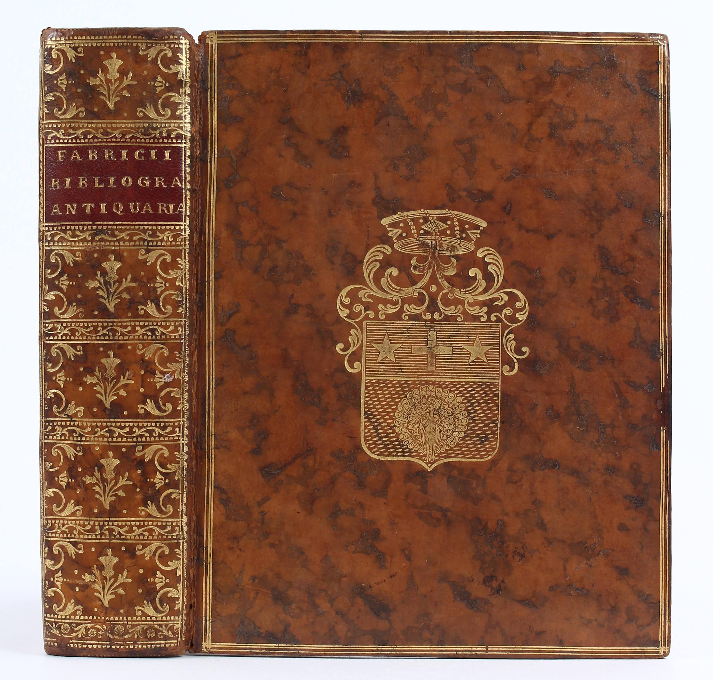 Fabricius, Bibliographia antiquaria
