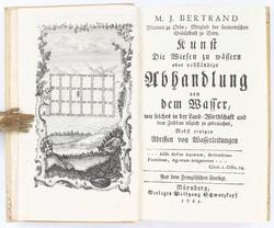 40.10.30: Bücher - Autografen, Bücher, Jagd - Küche - Haushalt - Land und Forstwirtschaft