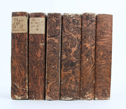 40.10.30: Books - Autographs, Books, hunting - kitchen - household - agriculture
