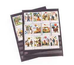 7740: Collections and Lots Poster Stamps, Vignettes - Collections