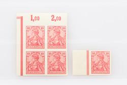 Eppli Briefmarken, - Los 1031