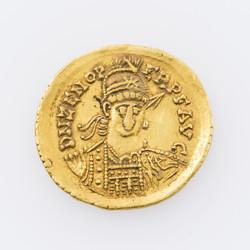 10.40.90: Antike - Oströmisches Reich - Zeno, 474 - 491