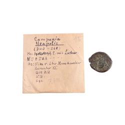 10.20.70.30: Antike - Griechen - Kampanien - Neapolis