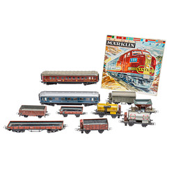 700.40: Model Railroads