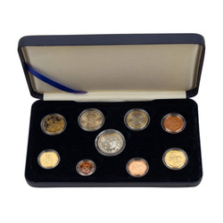 40.100.10.10: Europe - Finland - Euro - Coins - sets