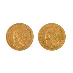 Eppli Münzen, Medaillen, Briefmarken, - Los 2135
