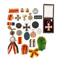 Eppli Münzen, Medaillen, Briefmarken, - Los 7