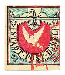 5650: Switzerland Canton Basel