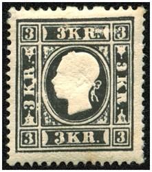 4745055: オーストリア・1858年版