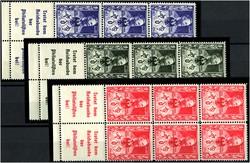 4745115: Austria Ostmark - Vignettes