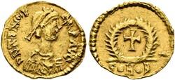 20.10.30: Medieval Coins - Migration Period - Ostrogoths