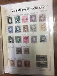 4465: Mosambik Gesellschaft - Lot
