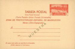 7260: Sammlungen und Posten Spanische Kolonien - Ganzsachen