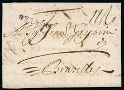 7160: Sammlungen und Posten Italienische Staaten - Vorphilatelie