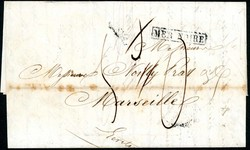 4083: Crimean War - Pre-philately