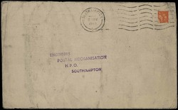 150740: Great Britain, Region Norwich (NR) - Covers bulk lot