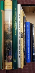 7610: Sammlungen und Posten Mittlerer Osten - Literatur