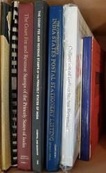 7462: Sammlungen und Posten Indien Feudalstaaten - Literatur
