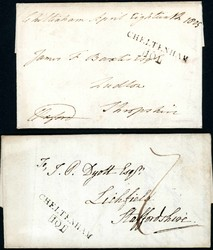 150400: Great Britain, Region Gloucester (GL) - Collections