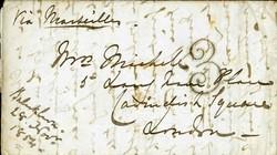 4083: Crimean War - Postage due stamps
