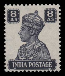 3005: Indien - Dienstmarken