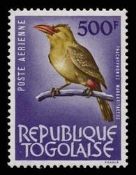 6245: Togo - Flugpostmarken