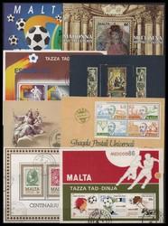 4755: Österreich Verrechnungsmarken - Sammlungen
