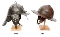 200.60.15: Historika, Studentika - Waffen bis 18. Jhd. Schutzwaffen Rüstungen