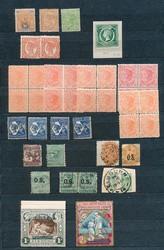 7605: Sammlungen und Posten Trucial Staaten
