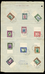 7465: Collections and Lots Japanese Occupation II. WK  - Collections
