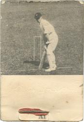 850.68.40: Varia - Sport - Cricket