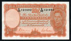 110.580.10: Banknoten - Ozeanien - Australien