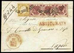 91. Vaccari Auktion - - Los 293